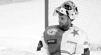 Obrovská hokejová tragédie. Bývalý brankář Adam Svoboda (†41) se oběsil