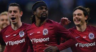 SESTŘIH: Sparta - Liberec 1:0. Letenští slaví těsnou výhru, rozhodl Costa