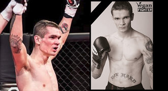 Tragédie v MMA: Mladý bojovník si vzal život. Přátelé nechápou proč