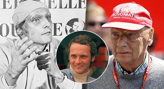 Život a smrt Niki Laudy (†70). Půjčky, hořící peklo i přemluvení Hamiltona