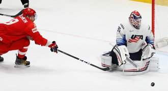 ONLINE: Rusko - USA 4:2. Rychlá odpověď sborné, čtvrtý gól přidal Grigorenko