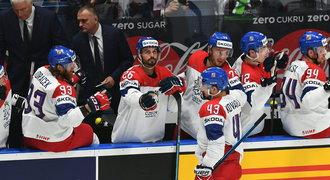 MS ONLINE: Česko - Německo 2:1. Vedení vrátil týmu kapitán Voráček
