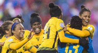 Zázrak na MS fotbalistek. Jamajka vděčí za účast dceři Boba Marleyho