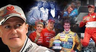 Už je to tady! Schumacher se po šesti letech ukáže celému světu