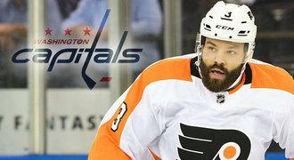 Gudas míří do Washingtonu! Flyers ho vyměnili, přijde o NHL v Praze