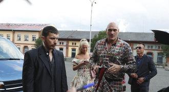 Tomu neuvěříte! Kolik vydělali na boxerské hvězdě Furym pořadatelé v Praze?