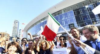 ZOH 2026 uspořádá Milán a Cortina. Italové dostali přednost před Švédskem