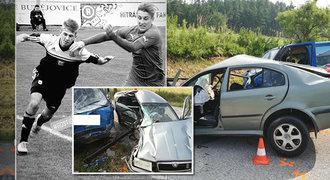 Tragédie fotbalisty Kadlece (†20)! Synovec legendy se zabil v autě!