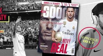 Čtěte nový GÓÓÓL! Neymar na dně či Pogba a plakáty zdarma