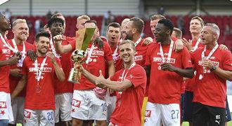 Slavia – Trnava 3:0. Pohár vystřílel Souček, Stanciu seděl na tribuně