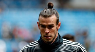 Zvrat v Baleově přestupu. Real stopnul Čínu, potřebuje víc peněz