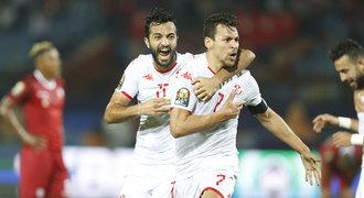 V semifinále mistrovství Afriky jsou Alžírsko s Tuniskem, Bony selhal