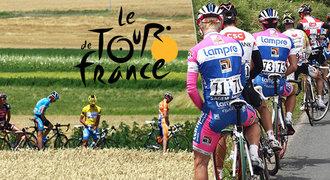 Nechutný zvyk cyklistů na Tour de France! Proč si čůrají na nohu?