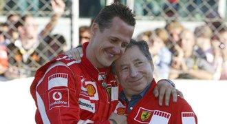 Bývalý šéf Ferrari: Jak na tom je Schumacher? Náznaky nevěstí nic dobrého