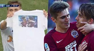 Vatajelu dojal vzpomínkou na Šurala (†28): Budu mu věnovat každý gól