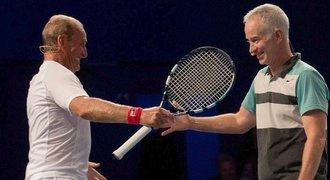 Tenisové hvězdy truchlí. Grandslamového šampiona zabila rakovina!