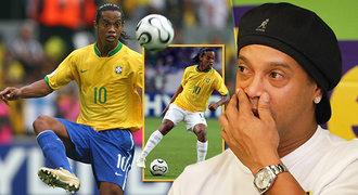 Slavný Ronaldinho má problém: Proč mu zabavili pasy i majetek?