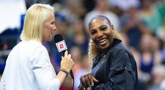 Serena v ráži. Na US Open zničila Šarapovovou, pak utřela sudího