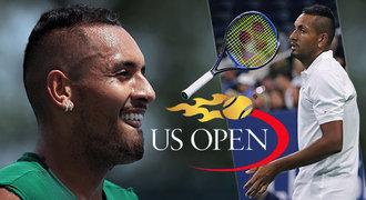 Kyrgios obvinil ATP z korupce. Hrozí mu diskvalifikace z US Open!