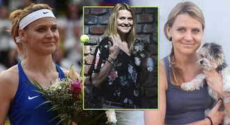 Těhotná Lucie Šafářová: jak moc postrádá tenis a na kterém závodě bude?