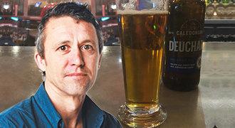 Sportovní novinář si dal nejdražší pivo v dějinách: Půllitr za milion a půl!