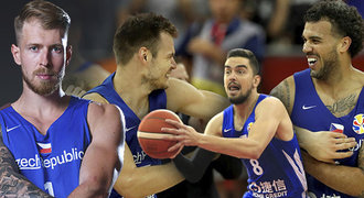 Basketbal je zlatý důl! Kolik berou nejlepší čeští reprezentanti?