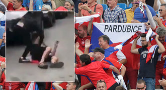 České fanoušky měli napadnout v Kosovu. Srbové děkovali za podporu