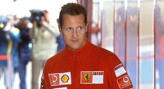 Schumacher je v nemocnici! V Paříži se o něj stará známý chirurg