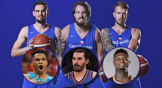 Bohačík jako Harden? Kdo jsou v NBA basketbaloví dvojníci Čechů
