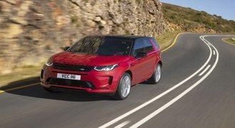 Nová evoluce v řízení. Nový Land Rover nabízí nejen pokročilou umělou inteligenci