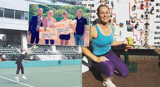 563. tenistka světa: jak je těžký život, když opustíte práci kvůli snu