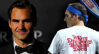 Slušňák Federer otevřeně o alkoholu: Kdy se nejvíc odvázal. A jaké měl následky?