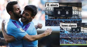 Hurikán City! Mistr nadělil Watfordu 8:0, vedl velmi rychle 5:0