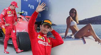 Mažu si tě, bejku! Krásná expartnerka pilota F1 pláče: Odkopl mě kvůli Ferrari