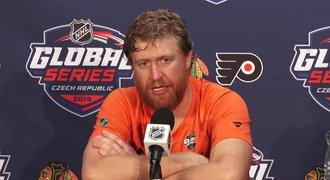 Snad jste si to užili! Voráček chválil fanoušky a věří, že se NHL za rok vrátí
