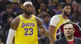 Čínská televize zrušila vysílání přípravy NBA, naštval ji tweet o Hongkongu