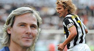 Grande Paolo, grande bankovky! Kolik v Juventusu vydělává viceprezident Nedvěd?