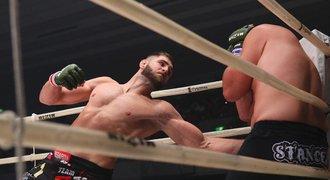 Další triumf Procházky! Veterána z UFC ukončil v prvním kole