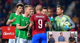 iSport podcast: V české sestavě bylo změn příliš. Kouč neměl zkoušet