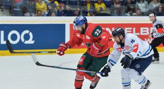 Hokejová liga mistrů: Hradec slavil kanonádou, Liberec po porážce končí