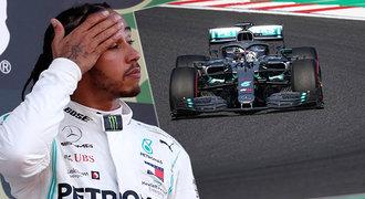Šampion formule 1 Hamilton v depresi: Nečekanou zprávou vyděsil fanoušky!