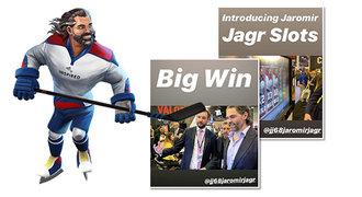 Kvůli kasinu do Las Vegas nejedu, řekl Jágr. A teď? Hrál vlastní »forbes«