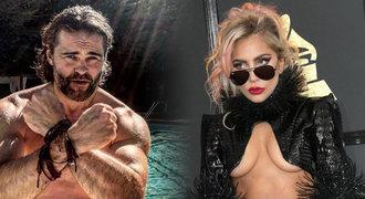 Nezadaný Jágr v Las Vegas! Krouží kolem sexy zpěvačky Lady Gaga