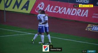 Ostravský Diop po dvou gólech Sigmě: Byl bych radši za vítězství