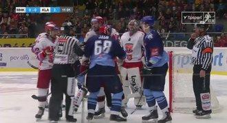 Silák Nedomlel bojoval s Jágrem: Musíte mu hrát víc hokejku než tělo