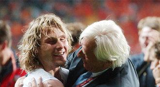 10 NEJ zápasů v Brücknerově režii: památné ME 2004 i triumf nad Francií