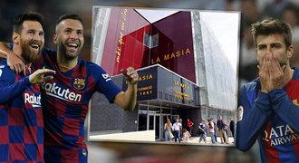 Barcelonský stroj na hvězdy: změna, která zrodila Messiho, i levná investice