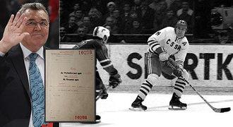 Nedomanský ze Síně slávy v NHL: Takhle na něj bonzovali »Estébáci«!