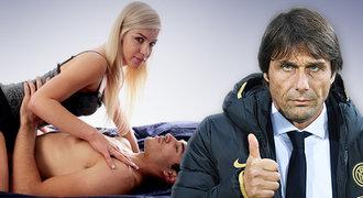 Na misionáře zapomeňte! Trenér Interu radí před Slavií hráčům, jak souložit!