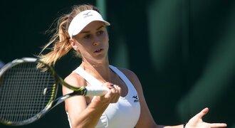 Mladá tenistka o boji s nemocí: Probouzela jsem se s bolestmi